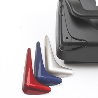 BuzzAround Lite Color Panel Kit Available In Red Blue Sahara
