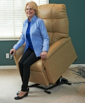 Lift Chair Golden Techologies Cirrus Seat Lift Recliner