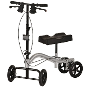 Nova Medical Knee Walker/Scooter - 26 lbs - Better Than Crutches